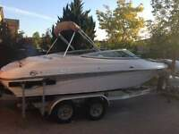 Great Condition Crownline 202BR with 350 Mercusier MAG MPI