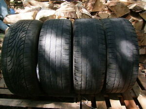 4-275/55R20 M+S ALL SEASON TIRES