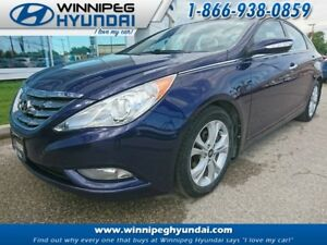 2011 Hyundai Sonata Limited Leather Heated Seats Sunroof