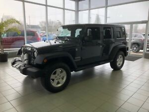 New 2017 Jeep Wrangler Sport Unlimited Lease $459 a month!