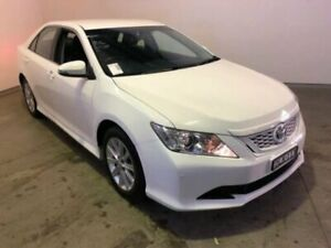 2017 Toyota Aurion GSV50R AT-X White Sports Automatic Sedan Westdale Tamworth City Preview