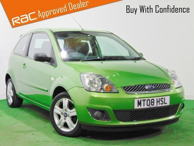 2008 (08) FORD FIESTA 1.2 ZETEC CLIMATE 16V 3DR Manual RAC APPROVED
