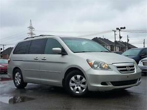 HONDA ODYSSEY EX 2006/AUTO/AC/CRUISE/MAGS/GROUP ELECT/AUX/7PASS!