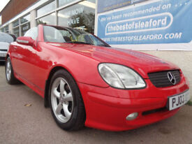 Mercedes-Benz SLK200 Kompressor 2.0 (Very Clean Car) S/H 3 months warranty P/X