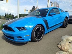 2013 Ford Mustang Certified | Mustang Boss 302 | Premium Leather