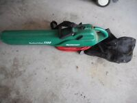 Qualcast Turbo 1100 Electric garden blower/hoover