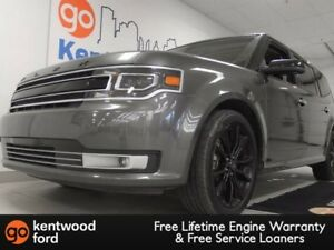 2017 Ford Flex Limited AWD with NAV, sunroof, power liftgate, po