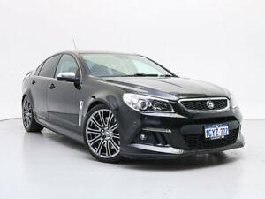 2013 Holden Special Vehicles Senator Gen F Signature Black 6 Speed Auto Active Sequential Sedan