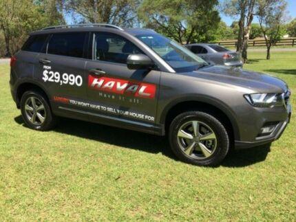 2017 Haval H6 Premium Titanium Automatic Wagon