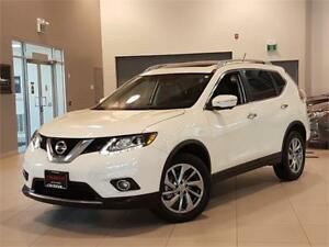 2014 Nissan Rogue SL-AWD-NAVIGATION-CAMERA-PANO ROOF-LEATHER-LOA