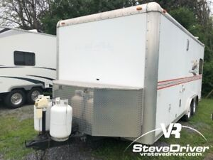 2008 Forest River Work and Play SUT 18LT