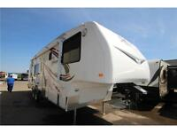 2009 Terry 285RKDS Fifth Wheel