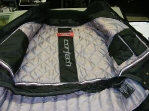 XS or Small 60% off Cortech Jacket - Pink or Yellow at RE-GEAR Kingston Kingston Area image 5