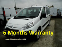Citroen Dispatch 2.0 HDi L1H1 Combi SX 5dr