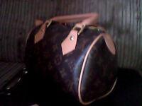 louis vuitton paris.small purse sze bag.