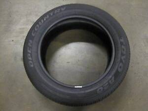 4 x Tyres 4WD 245/55/R19 Toyo Open Country Toyota Kluger Gungahlin Gungahlin Area Preview
