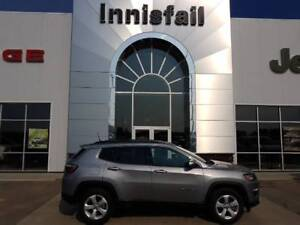 2018 Jeep Compass North 4X4 Power Tailgate