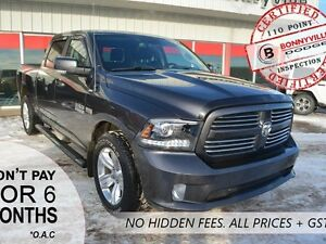 2014 Ram 1500 SPORT, GREAT CONDITION, UNDER 52,000KMS