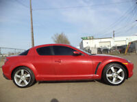 2005 Mazda RX-8 SPORT PKG--1.3 Liter Rotary Engine-FAST/RELIABLE