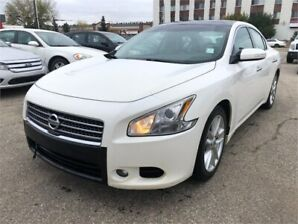 2009 NISSAN MAXIMA FULLY LOADED LEATHER BACKUP CAMERA