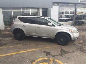 NISSAN MURANO AWD, TOIT OUVRANT, CAMERA RECUL 2999$