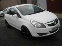 Vauxhall/Opel Corsa 1.4i 16v 2007MY SXi 64300 Mls 1 Lady Owner 17 Ins Alloys