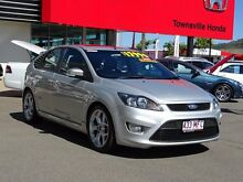 2008 Ford Focus LV XR5 Turbo Silver 6 Speed Manual Hatchback Garbutt Townsville City Preview