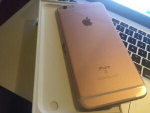 rose gold iphone 6S plus 32 GB