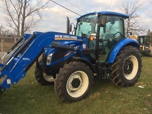 2016 New Holland Powerstar 4.65 Tractor