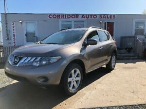 2009 NISSAN MURANO (1 YEAR WARRANTY INCLUDED IN THE PRICE!)