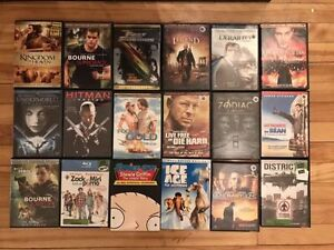 DVD - Games - Movies - BRay - Blue ray