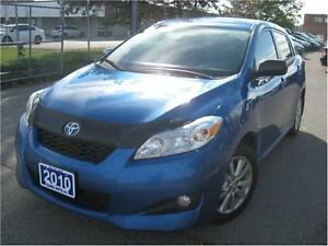 2010 Toyota Matrix 5SPD CERTIFIED! DRIVES LIKE NEW INSTANT APRVL