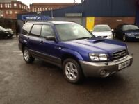 Automatic Subaru Forester 2.0 XT AWD Turbo - Great Condition, Cheap 4X4