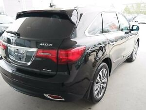 2014 Acura MDX MDX, NAVI, LEATHER, SUNROOF, AWD Edmonton Edmonton Area image 4