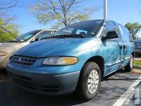 Selling 1997 Plymouth Voyager