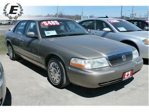 2003 Mercury Grand Marquis LS WITH ONLY 96K