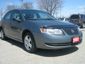 2007 Saturn Ion midlevel 2