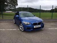 BMW 116D M-SPORT 2.0L DIESEL 3 DOOR SPORTS 2013 *NEW MODEL, LOW MILES*