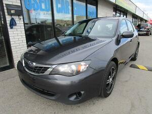 2008 Subaru Impreza AWD  NO ACCIDENT,CERTIFIED,WARRANTY,CLEAN,AC