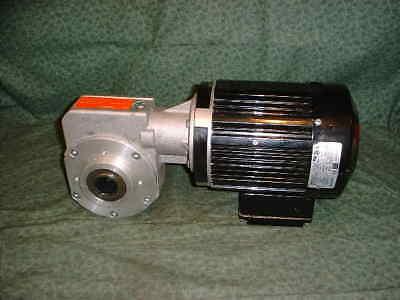 Bodine Motor 48y6bfpp Bosch Gear Reducer Unit 19292-m1b