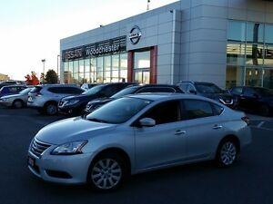 2013 Nissan Sentra 1.8 S CVT