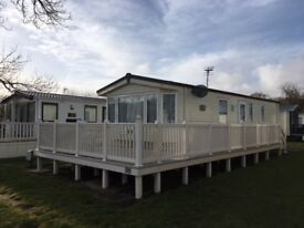 Static caravan for sale at Hoburne Bashley in the New Forest, Hampshire