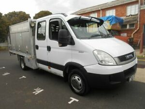 2011 Iveco Daily 50C17 White Crewcab 3.0l Preston Darebin Area Preview