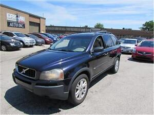 """2005 Volvo XC90 2.5L/ """"AS-IS"""""""