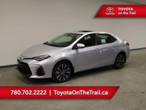2019 Toyota Corolla SE CVT UPGRADE PACKAGE; SUNROOF, A/C, HEATED