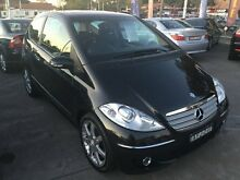 2005 Mercedes-Benz A200 W169 Turbo 7 Speed Automatic Hatchback Homebush Strathfield Area Preview
