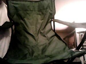 Foldable Canvas Chairs