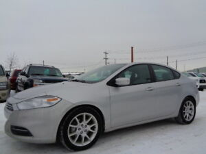 2013 Dodge Dart SXT SPORT-2.0L 4 CYL AUTO-ONE OWNER-ONLY 13800KM