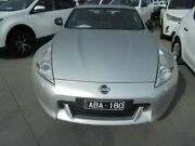 2011 Nissan 370Z Z34 MY10 Silver 7 Speed Sports Automatic Coupe Ballarat Central Ballarat City Preview