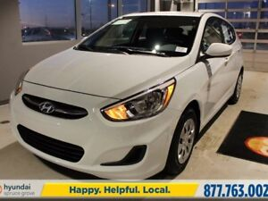 2017 Hyundai Accent L 1.6L 6 SPEED MANUAL-4WHEEL DISC BRAKES